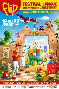 Image de Festival des jeux de parthenay – label educaflip