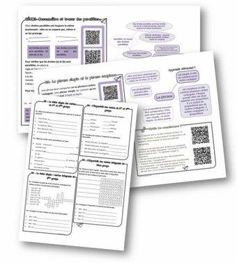 Image de Livret de leçons interactives CM1