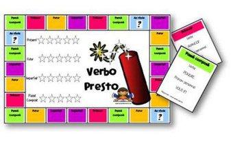 Image de Verbo-presto / jeux sur la conjugaison