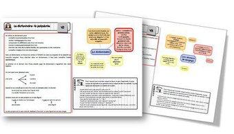 Image de Classeur de leçon de français CM2 - nouvelle version