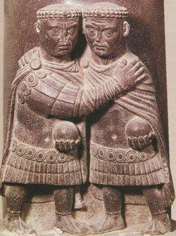 Image de La fin de l'empire Romain, les barbares