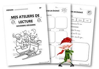 Image de Ateliers de lecture en période 2