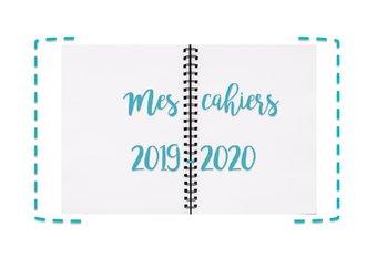 Image de Mes cahiers 2019-2020