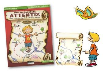 Image de Le programme Attentix