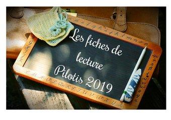 Image de Les fiches de lecture Pilotis 2019