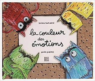 Image de La couleur des émotions d'Anna Llenas