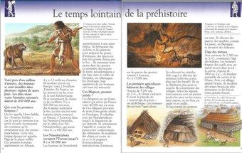 Image de La Préhistoire CM1