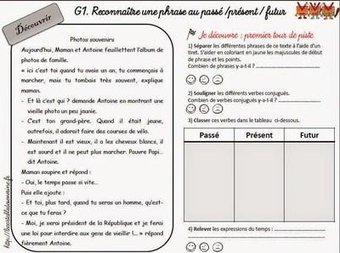 *Fichiers exercices français CE1/CE2 + évaluations par Le ...