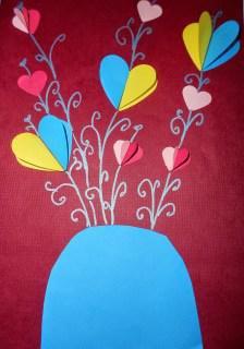 Image de Bouquets de coeur