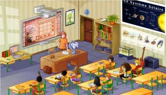 Image de L'organisation de la salle de classe, un moyen efficace pour ….