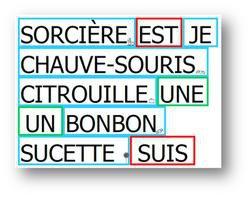 Image de ~Produire des phrases en GS~