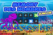 Image de Memory nombres junior