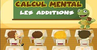Image de Calcul mental : les additions