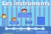 Image de Vocabulaire sur les instruments de musique pour les maternelles