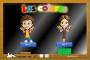 Image de Espagnol : les couleurs