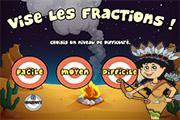 Image de Vise les fractions