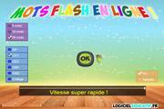 Image de Orthographe des mots d'usage - mots flash