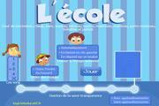 Image de Vocabulaire sur l'école pour les maternelles