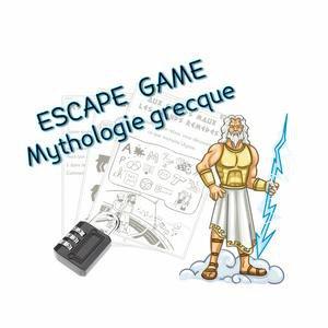 Image de Escape Game : Mythologie grecque