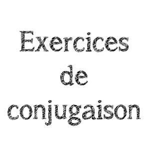 Image de Exercices de conjugaison CE2