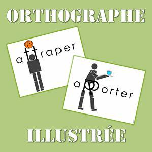 Image de Orthographe illustrée pour mémoriser les mots