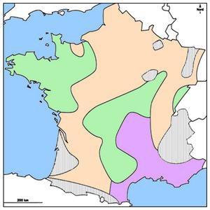Image de La France : paysages ruraux