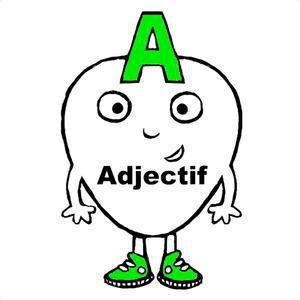 Image de L'Adjectif qualificatif