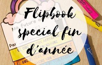 Image de Activité de fin d'année : le flipbook