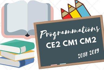 Image de Mes programmations 2018 – 2019