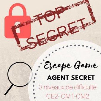 Image de Escape Game « Agent secret »