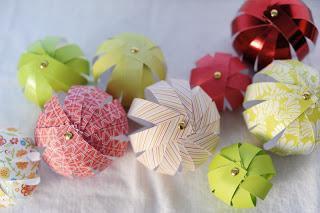 Image de Des boules de Noël toutes simples à fabriquer