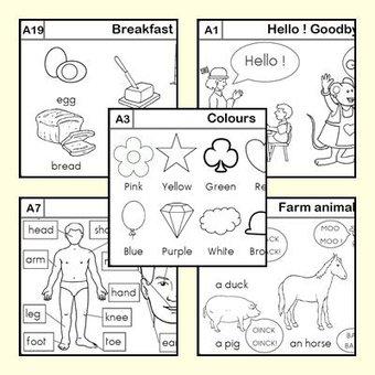 Image de Des traces écrites en anglais (cycle 2)
