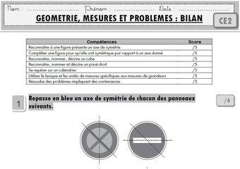 Image de Maths CE2 : toutes mes évaluations « programmes 2016 »