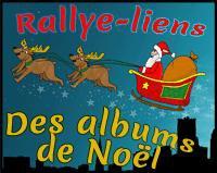 """Image de Rallye """"des albums pour Noël"""" : La Petite Fille aux allumettes et un Noël Noir et Blanc"""
