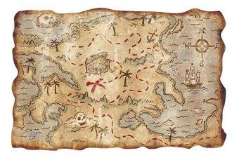 Image de Arts visuels : faire une carte d'un pays imaginaire