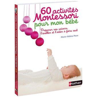 Image de 60 activités Montessori pour mon bébé