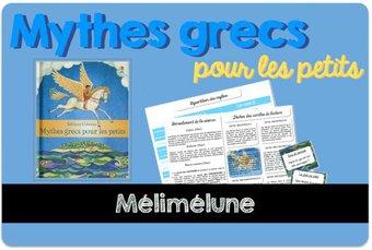 Image de Cercles de lecture : mythes grecs pour les petits