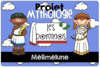 Image de Dominos expressions mythologiques
