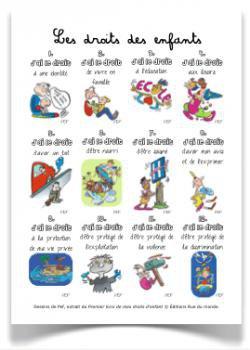 Image de Instruction civique : les droits de l'enfant