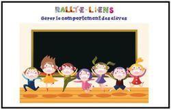 Image de Rallye-lien : gestion du comportement