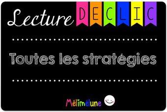 Image de Les stratégies de lecture – version déclic