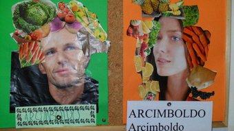 Image de Portraits rigolos en fruits et légumes encore...