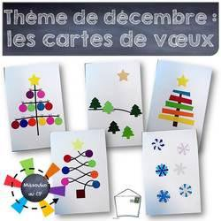 Image de Des cartes de vœux à faire réaliser aux élèves