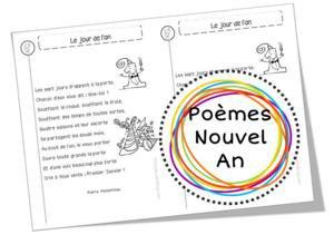 Image de Poèmes pour le passage au nouvel an, et célébrer la nouvelle année
