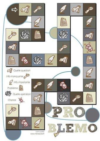 Image de [jeu pour la classe] résolution de problèmes – problemo – cycle 3 – cycle 2