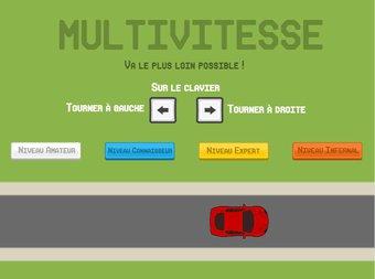 Image de [Jeu en ligne] Multivitesse – entrainement en ligne aux tables de multiplication
