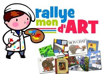 Image de [Histoire de l'art] Mon rallye d'art – Cycle 2 / Cycle 3
