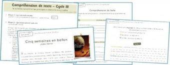 Image de [Lecture] Compréhension de texte – Cycle 3