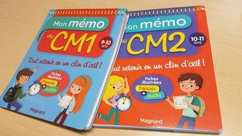 Image de [Nouveaux programmes] Toutes les leçons de Maths et Français – Mon mémo