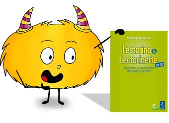 Image de J'ai testé pour vous – Lectorino & Lectorinette CE1-CE2